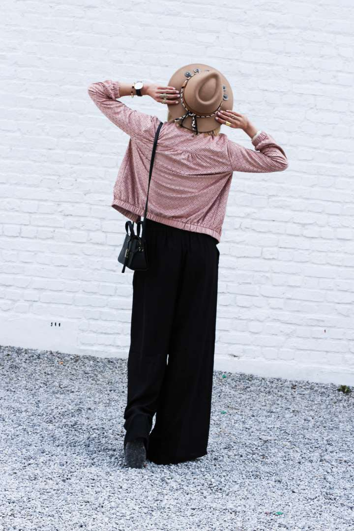 made by f fashion lifestyle belgian blogger french boho bohemian coachella zara wide leg trousers how to style tips fashion tips