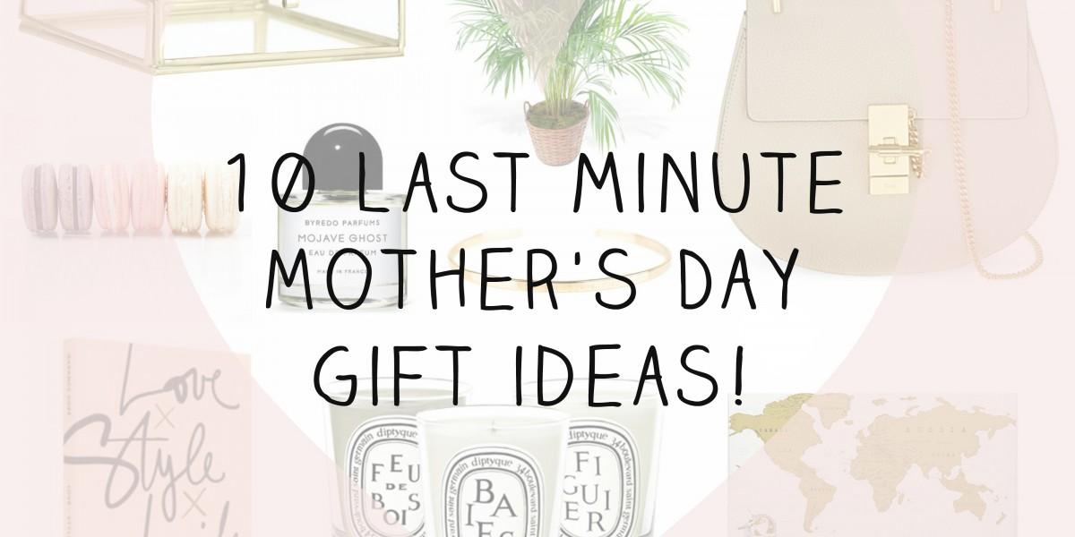 mother's day gift ideas cadeaux fête des mères