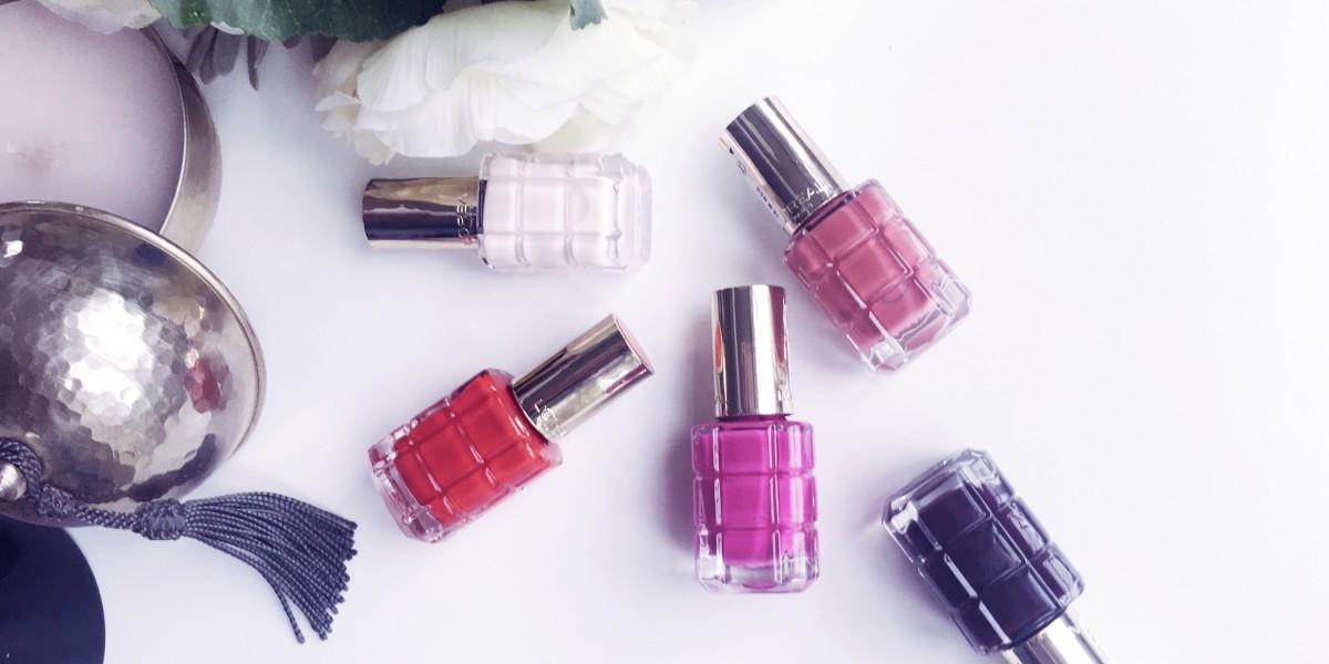 l'oréal paris color riche vernis à huile nail lacquer vernis nail polish review beauty beauté revue