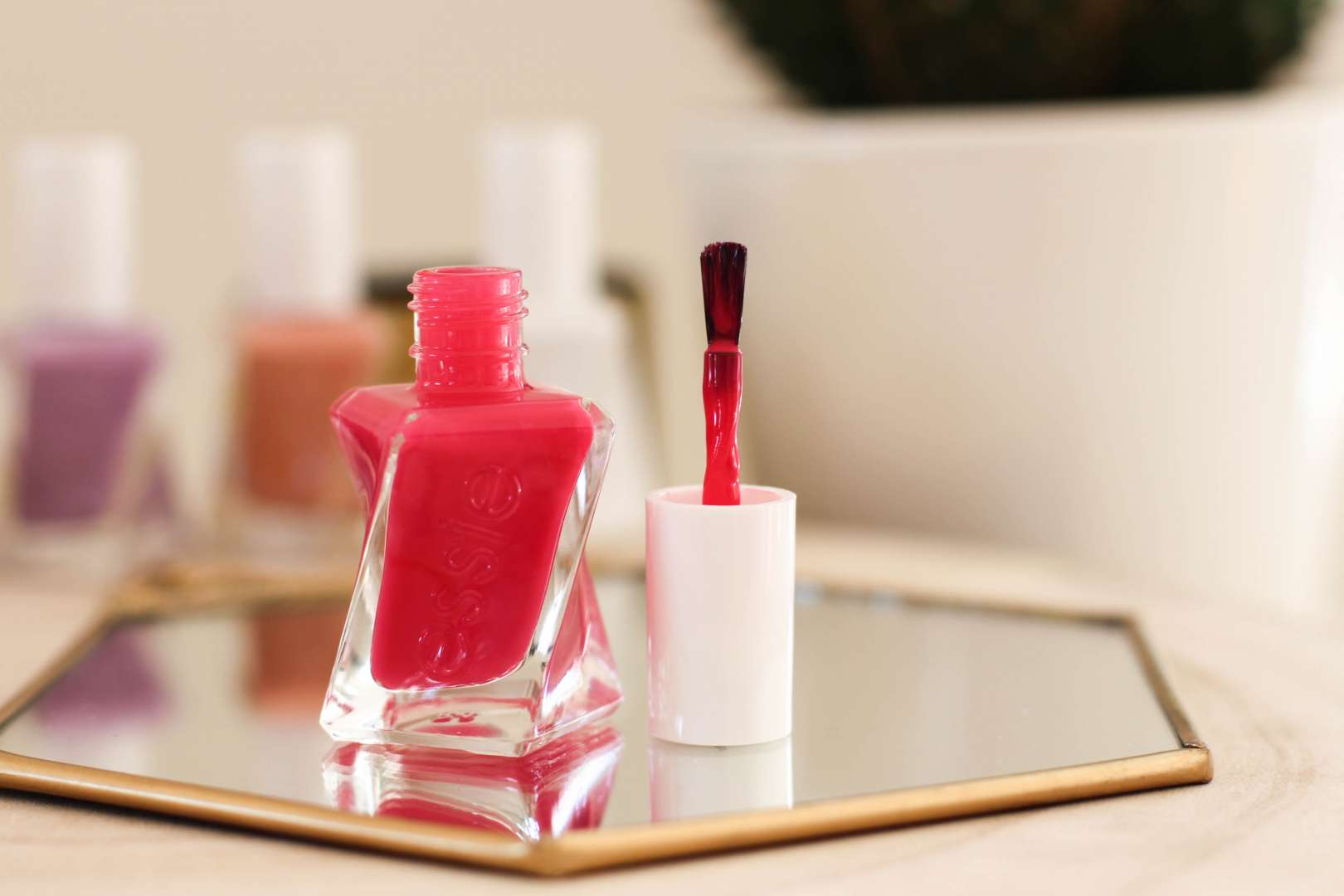 essie gel couture crash test beauty review revue vernis nail polish ...