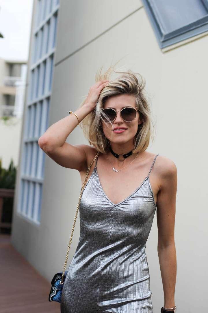 embrace metallic trend