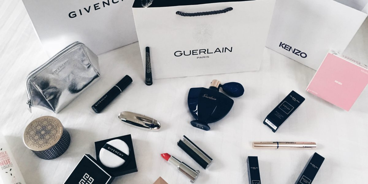 concours giveaway 1000 euros givenchy kenzo guerlain