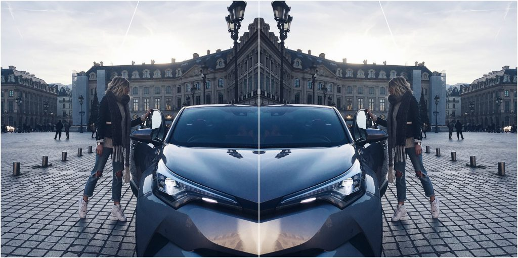 A JOURNEY TO PARIS WITH TOYOYA C-HR