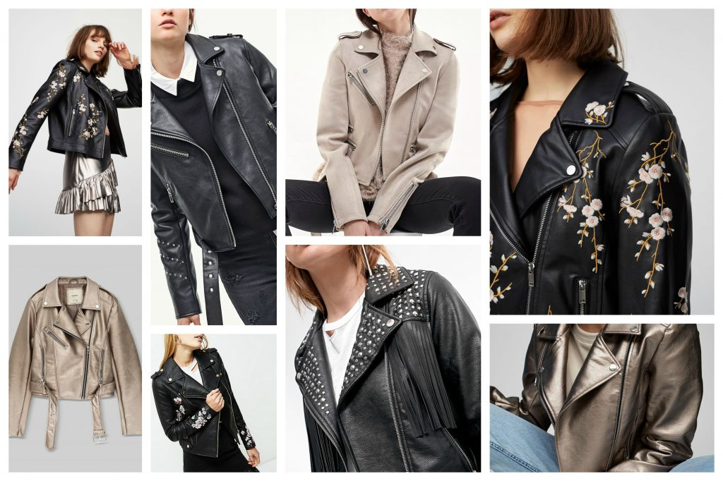 LOOKING FOR THE PERFECT LEATHER JACKET – SHOPPING SELECTION