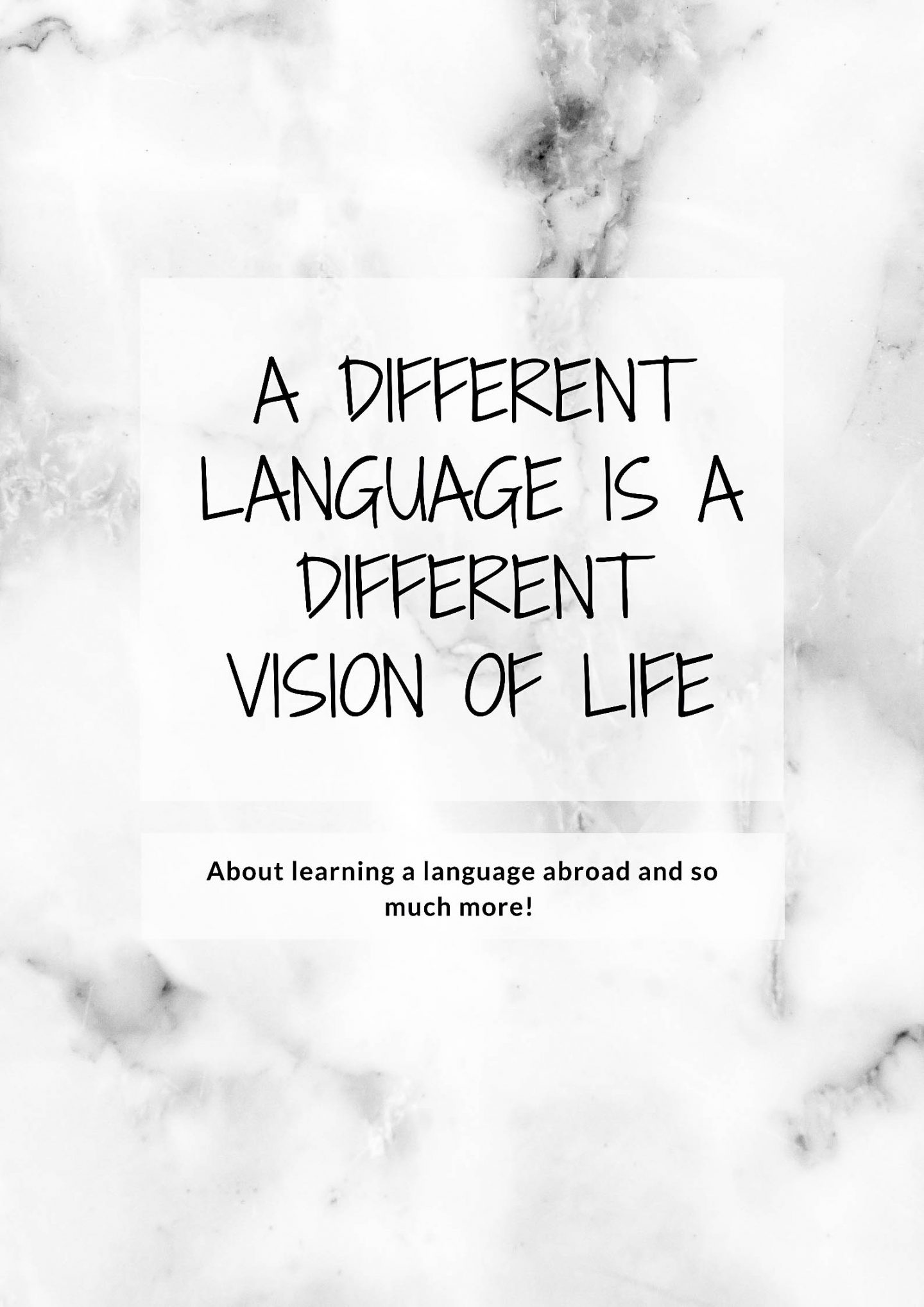 5 REASONS WHY YOU SHOULD LEARN A LANGUAGE ABROAD | AD