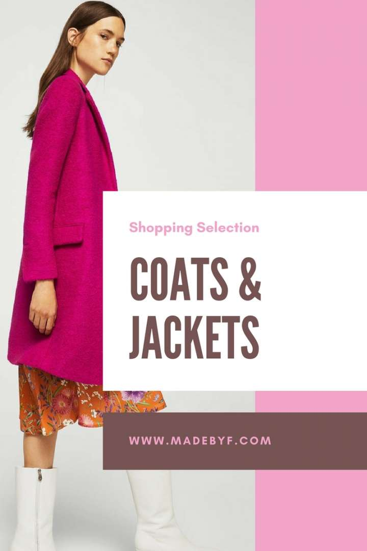 Shopping selection: Coats & Jackets