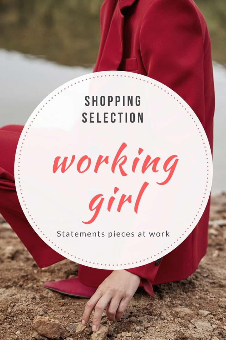 Shopping selection: Working Girl on Trend