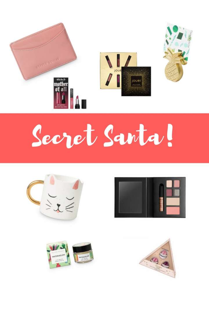 Holiday Gift Guide: Secret Santa (gift ideas under 25€)