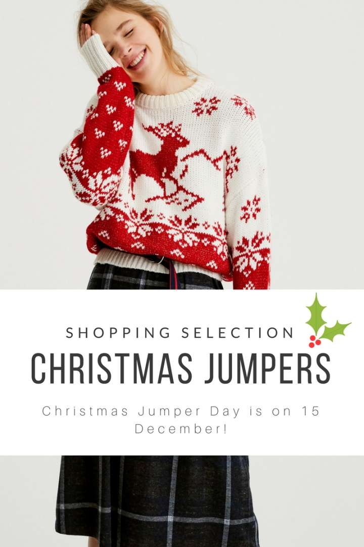Shopping Selection: Cheesy Christmas Jumpers For her & for him