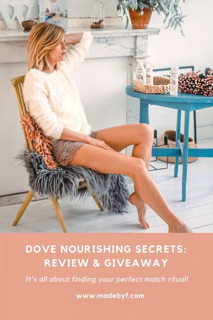 Dove Nourishing Secrets : Review (+ Giveaway!)