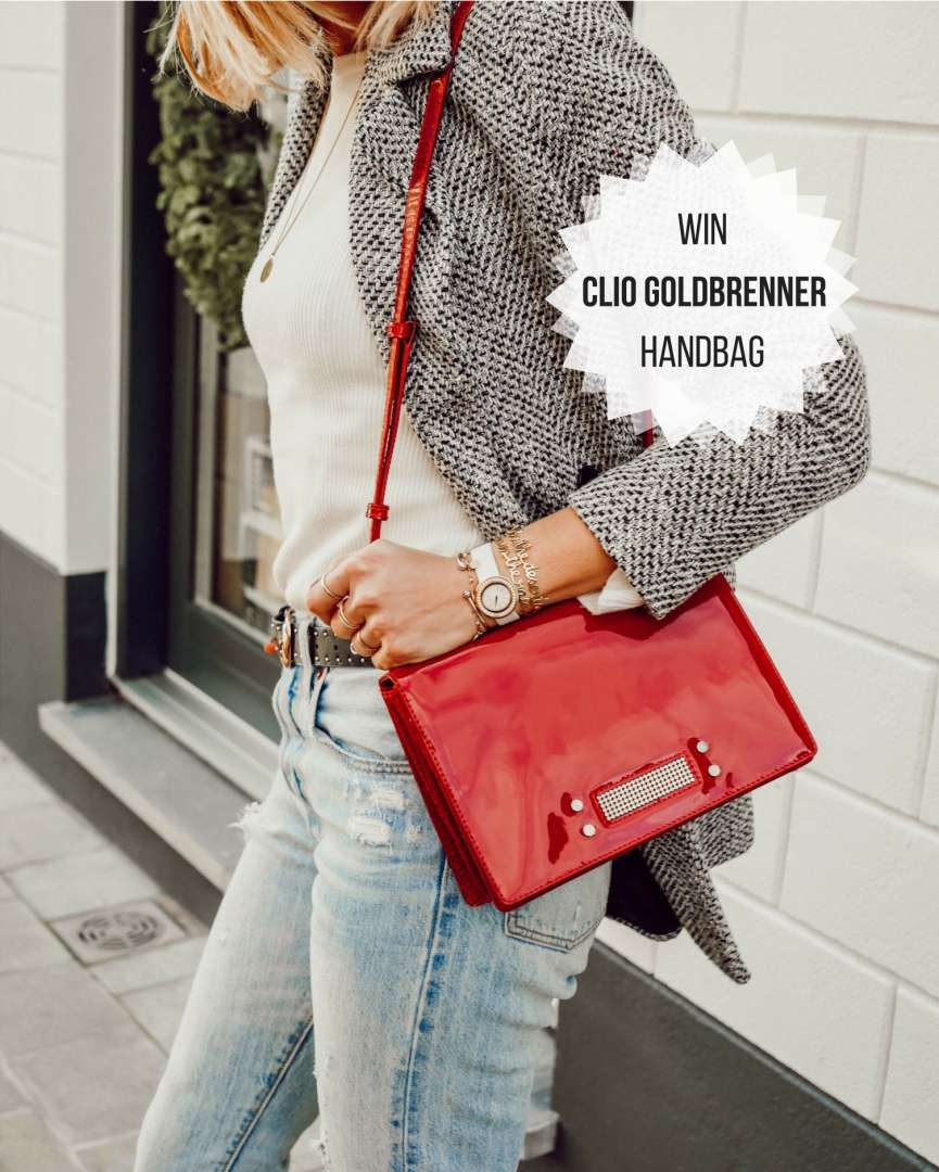 Celebrate Xmas with B-Nice: Win a Clio Goldbrenner!