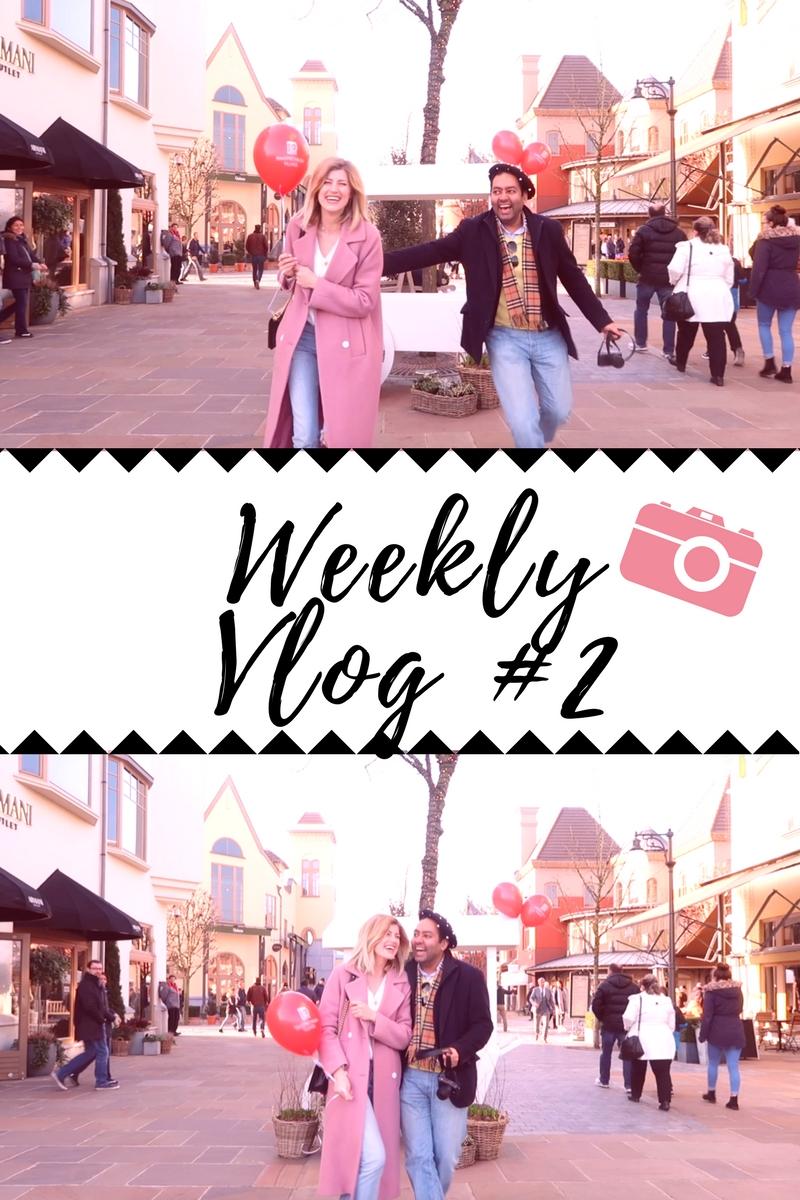 Weekly Vlog #2: Je ne te traiterais pas de chameau…