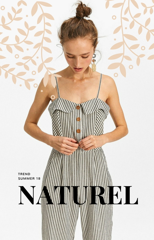 Shopping fever: le retour du naturel