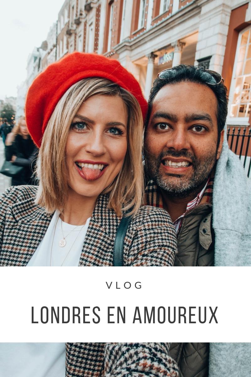 LONDRES EN AMOUREUX (VLOG)