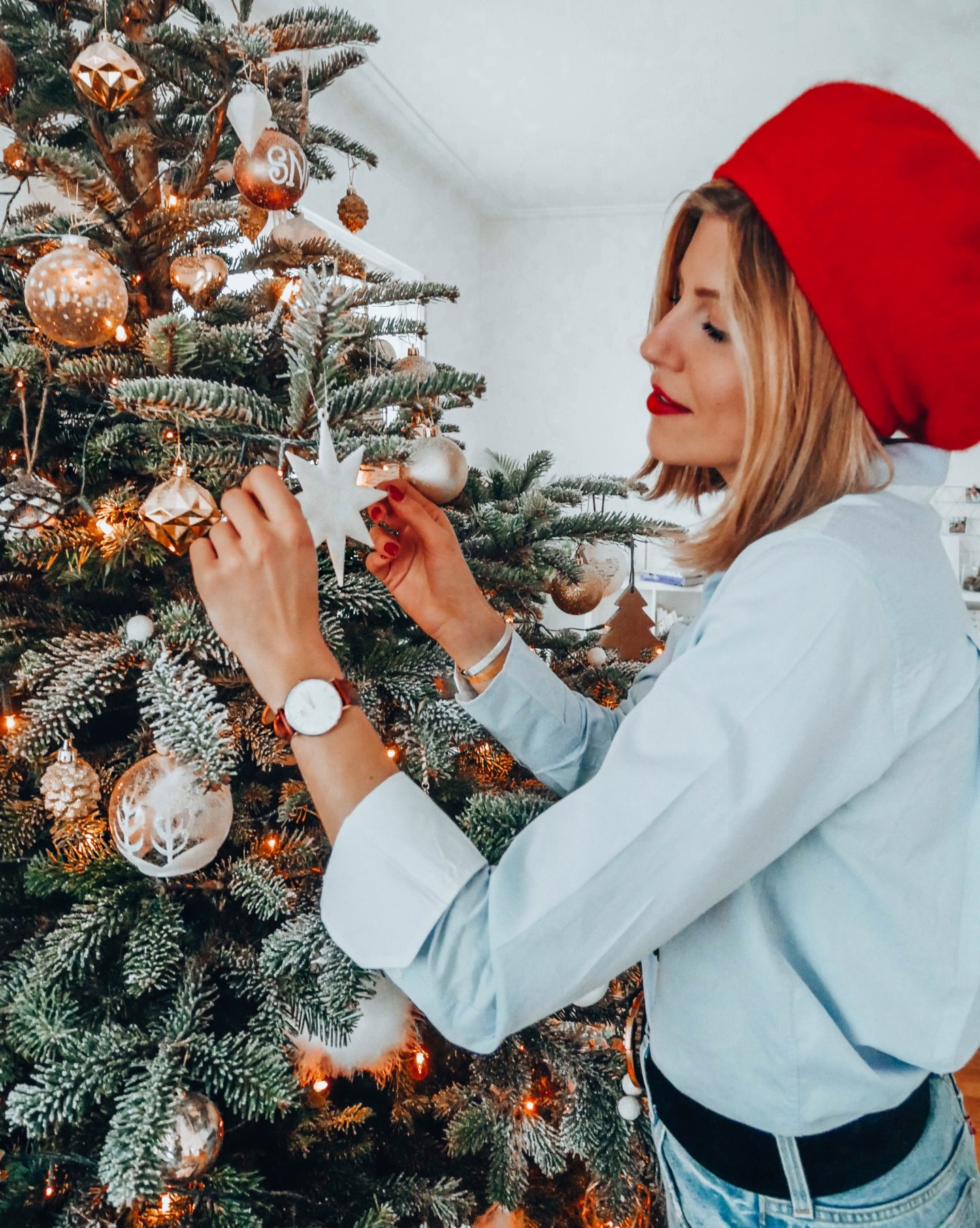 XMAS IS COMING! (avec promo Daniel Wellington)