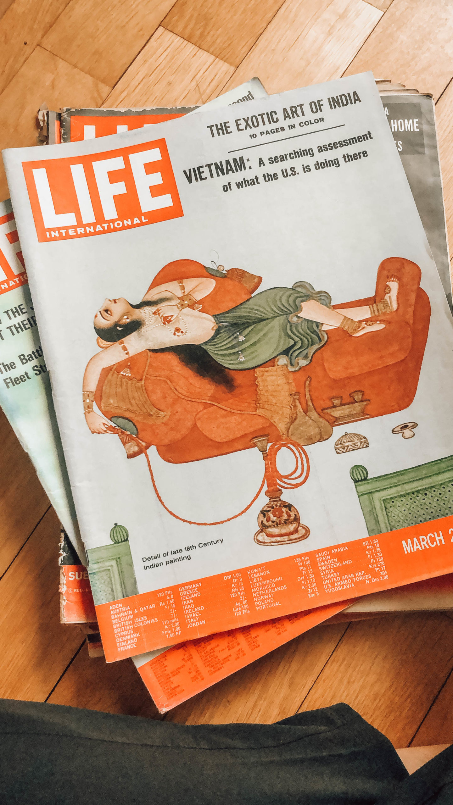 life magazine années 50 60 vieux magazines pensées libres monde virtuel tangible intangible madebyf made by f blog