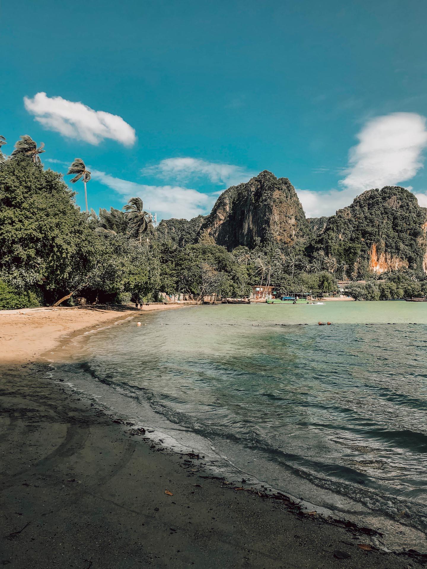 thailand tourism krabi beach time landscape