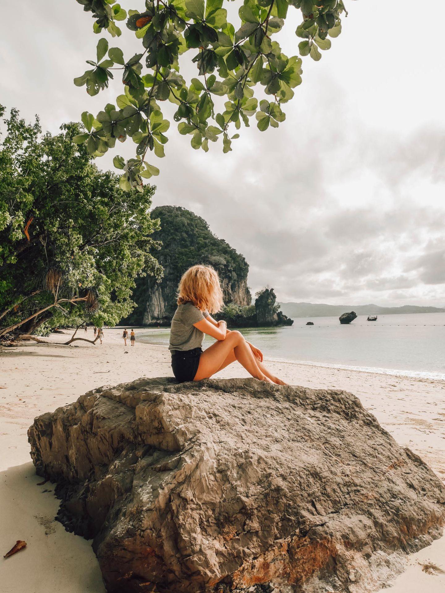 thailand tourism krabi beach time landscape madebyf belgian blogger blogueuse belge voyage travel