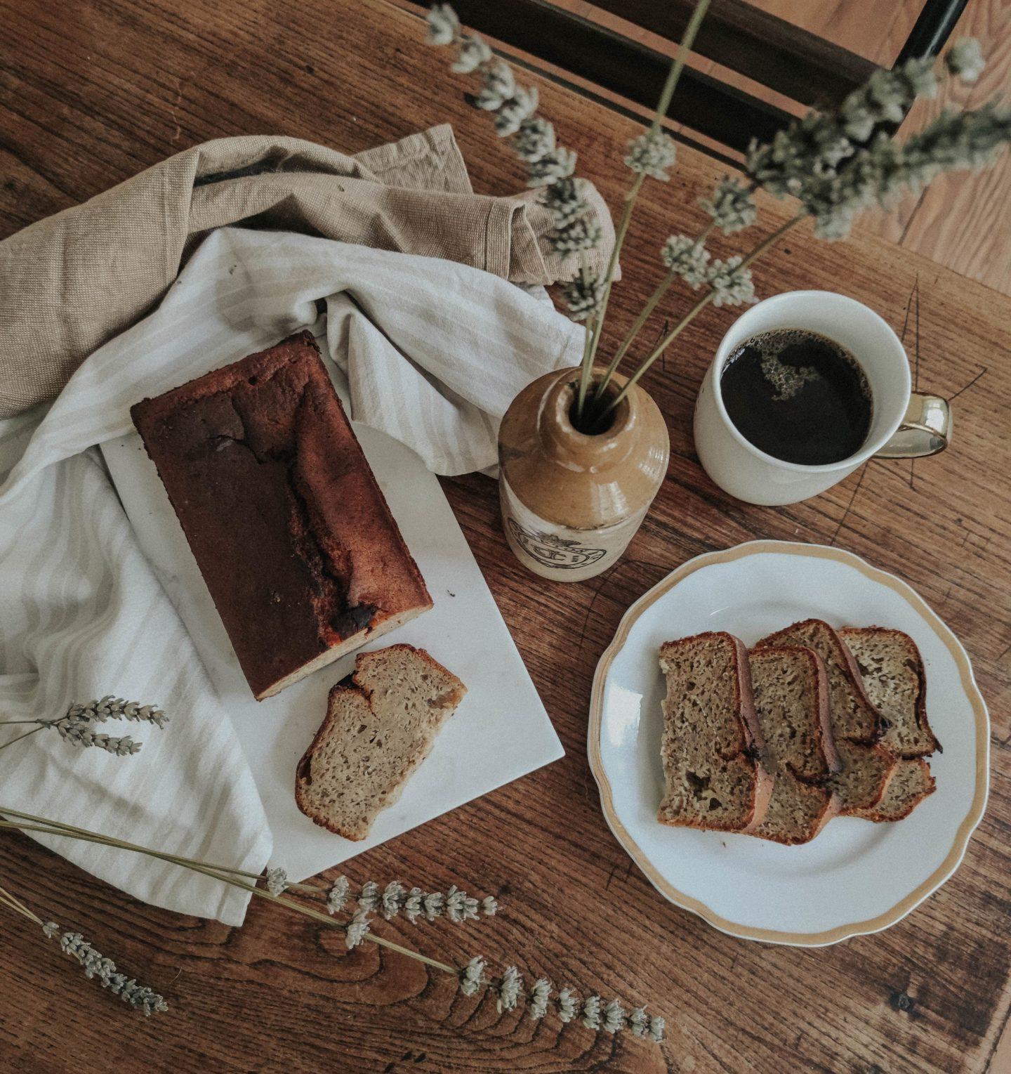 banana bread sans gluten recette madebyf