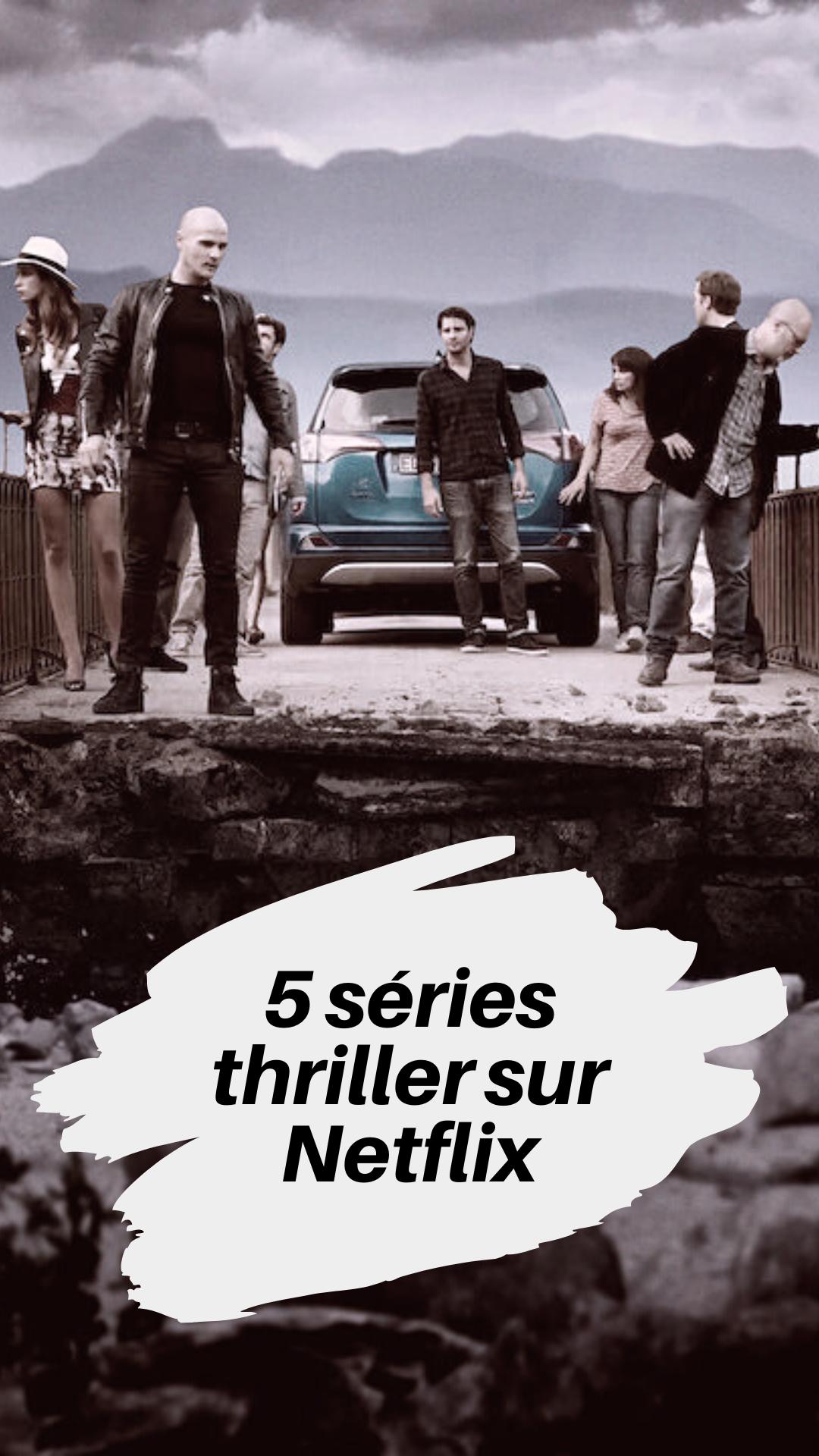 série thriller netflix